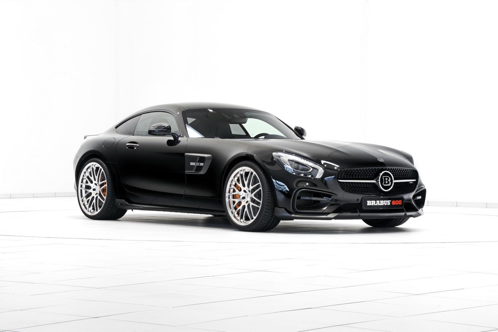 Foto de Brabus Mercedes-AMG GT S (5/38)