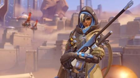 Ana es el nuevo personaje de Overwatch y aquí se muestran sus habilidades