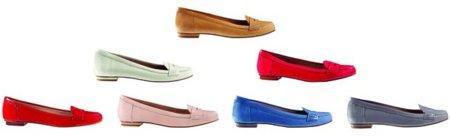 zapatos planos gloria ortiz