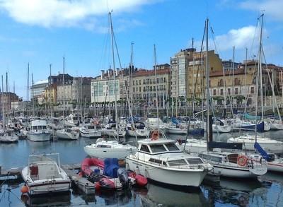 Viajes en familia:  fin de semana en Gijón (I)