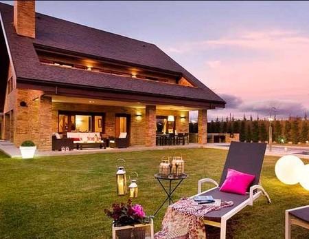 Una casa espectacular en Ciudalgolf, la urbanización más exclusiva de Ciudalcampo
