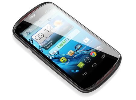 Acer Liquid E1, la compañía aún quiere entrar al mercado móvil