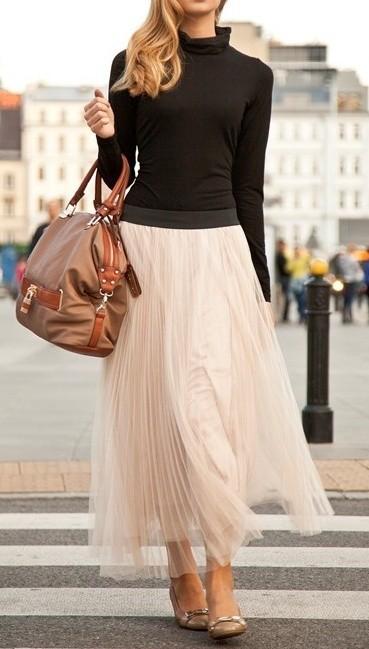 Falda top Pinterest 2013