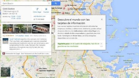 Google abre para todos sus usuarios la nueva versión de escritorio de Maps