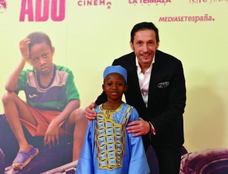 """""""Veíamos 'Adú' como una especie de Huckleberry Finn sobre dos chavales africanos"""". Salvador Calvo, director del primer éxito del cine español en 2020"""