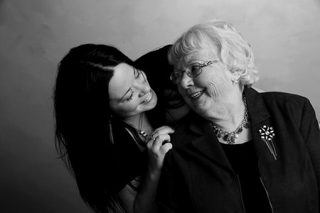 La conciliación no existe, son las abuelas