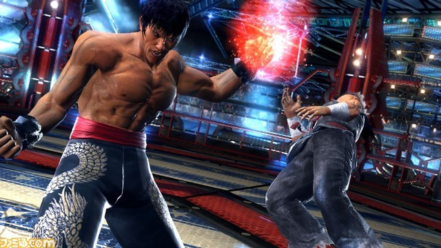 Foto de 170111 - Tekken Tag Tournament 2 (8/45)