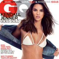 Kendall Jenner enseña chicha en la revista GQ
