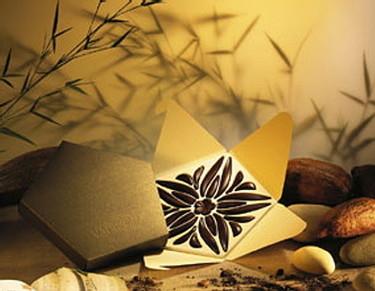 Porcelana de Pedregal, Chocolate para sibaritas