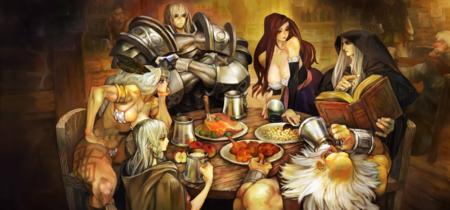 La versión para PS4 de Dragon's Crown se deja ver en un vídeo comparativo y en un gameplay de 15 minutos