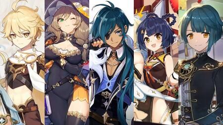 La sombra del gacha en Genshin Impact: ¿qué probabilidad hay de conseguir un personaje de cinco estrellas?