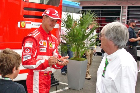 Bernie Ecclestone Formula 1 4