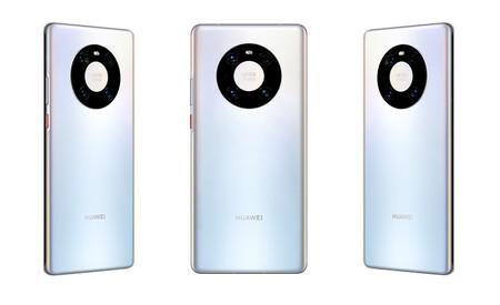 Huawei Mate 40 Pro Trasera2