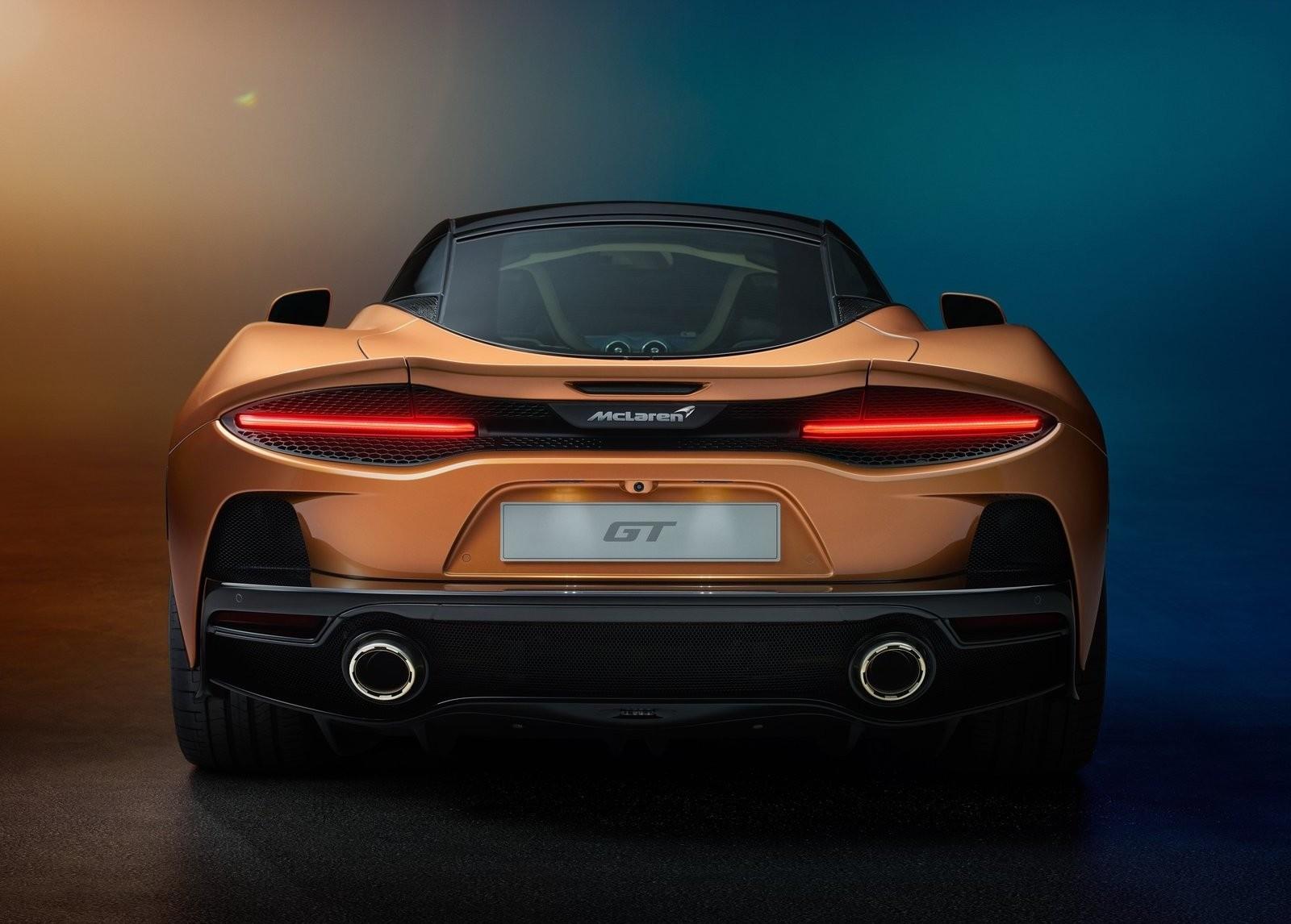 Foto de McLaren GT 2020 (13/24)