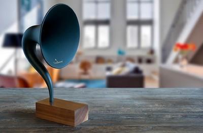 Gramovox, tecnología de vanguardia con estética de estilo retro