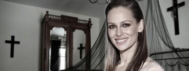 Eva González enseña su tenebroso dormitorio: solo le faltan las telarañas y el fantasma de Paquirri
