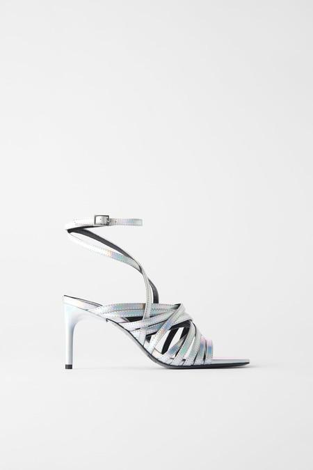 Sandalias Zara Rebajas 2020 12