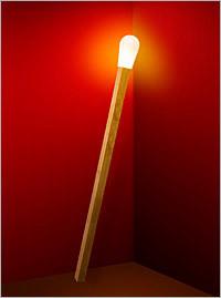 ¿Me das fuego o enciendo la luz?