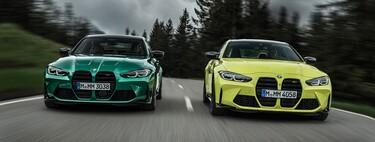 Los nuevos BMW M3 y M4 Competition ya están en México: 510 hp para los M más icónicos