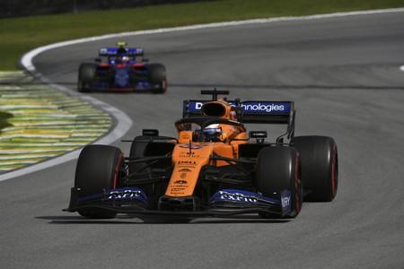 Sainz Gasly Brasil F1 2019