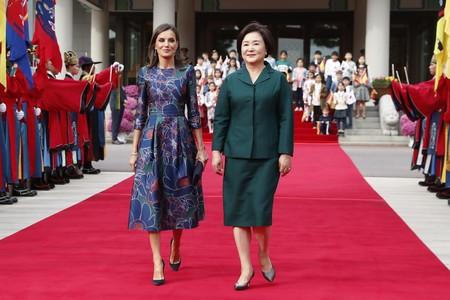 Reina Letizia Corea Del Sur 2