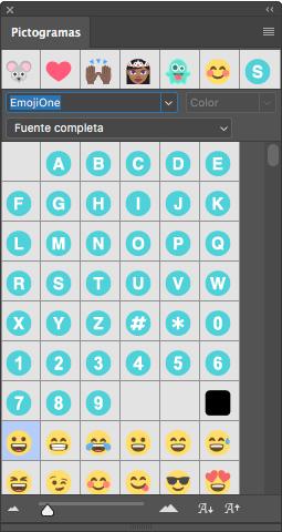 Glyphs Panel 1476999238020