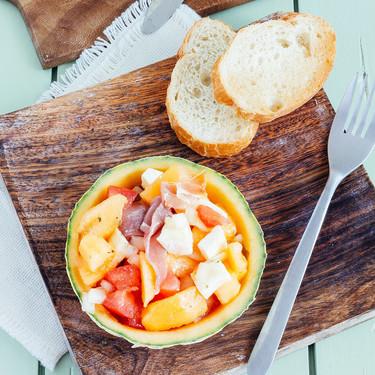 Las mejores ensaladas con fruta para disfrutar en verano