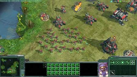 StarCraft II - Seleccionando mas unidades