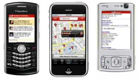 Yelp movil