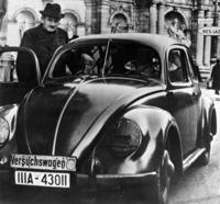Un día como hoy, hace 75 años, se encargó construir el Volks-Wagen