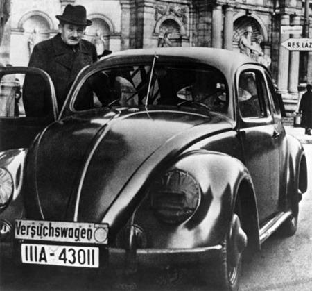 Volkswagen Beetle (1940)