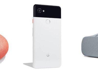 Pixel 2 no llega solo, Google prepara un nuevo Pixelbook con stylus, Google Home Mini y mejoras en Daydream VR