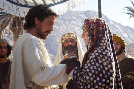 El vestuario de la película 'Exodus: Dioses y Reyes'