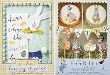 Cinco propuestas decorativas de Meri Meri para Pascua