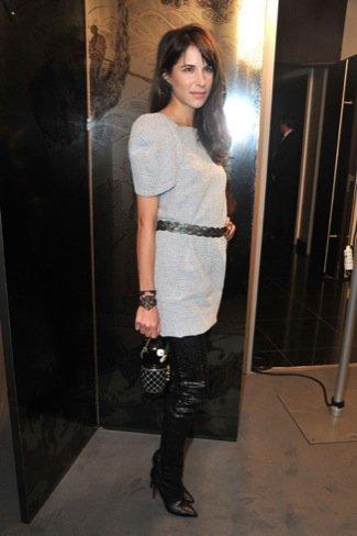 Caroline Chanel Alta Costura Primavera-Verano 2011