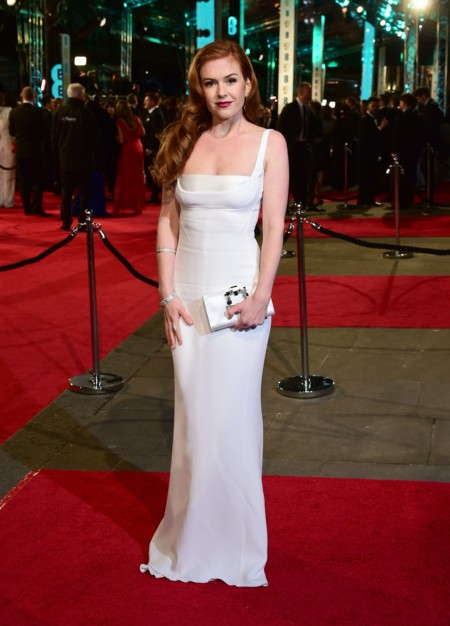 Isla Fisher Bafta 2016