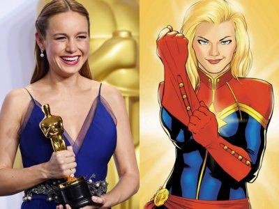 Marvel elige a Brie Larson para protagonizar 'Capitana Marvel'