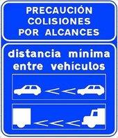 Sobre galones, chevrones y distancia de seguridad