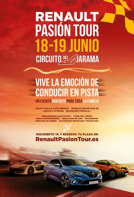 Renault Pasion Tour