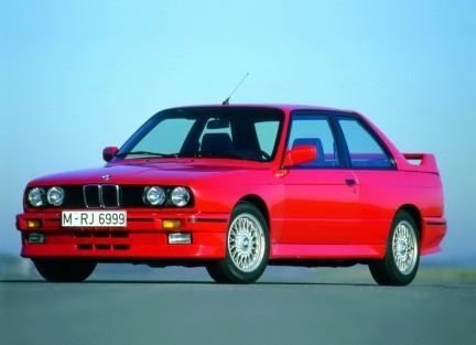 20 años del BMW M3 (parte 1): la primera generación de 1986