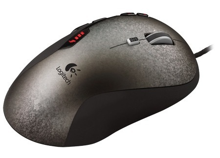 Logitech Gaming Mouse G500, ratón personalizable