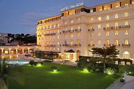 Hotel Palácio Estoril, Portugal (I): pasado, presente y futuro de un emblemático hotel de 5 estrellas