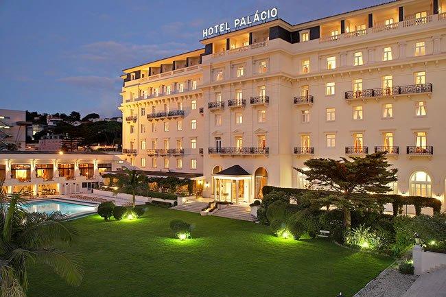 Hotel pal cio estoril portugal i pasado presente y - Hoteles en ibiza 5 estrellas ...