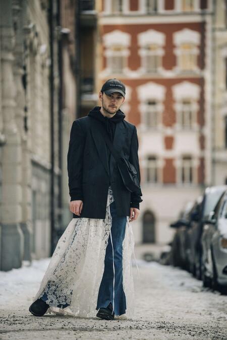 El Mejor Street Style De La Semana Estocolmo Semana De La Moda 08