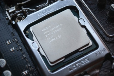 Nuevos Intel Core i5, i7 'Ivy Bridge'