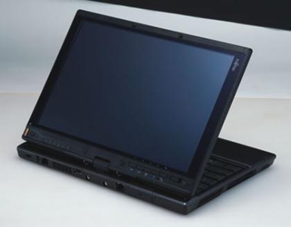 Fujitsu FMV-T8140, tabletPC con disco SSD