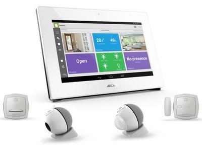 Archos se apunta al hogar inteligente con el lanzamiento de su línea de productos para domótica