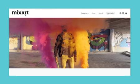 Mixkit: encuentra y descarga gratis vídeos en HD para utilizar en tus proyectos