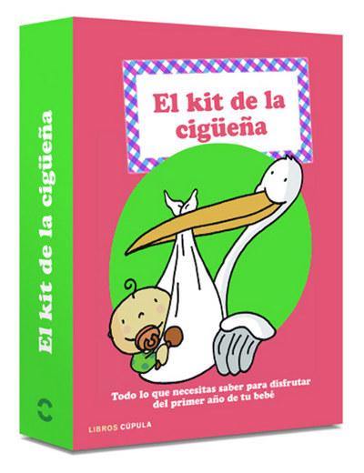 """""""El kit de la cigüeña"""": preparándose para la llegada del bebé"""