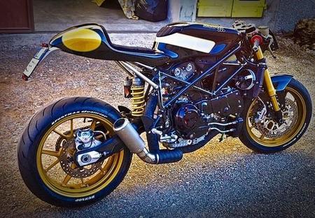 Ducati 999 Pirate Edition